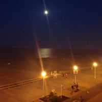 Photo taken at Holiday Inn Express & Suites Va Beach Oceanfront by Lee Anne F. on 5/14/2014