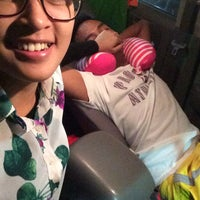 Photo taken at Caltex by Nisa A. on 12/5/2014