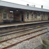 Photo taken at Nuneaton Railway Station (NUN) by Sara H. on 2/9/2013