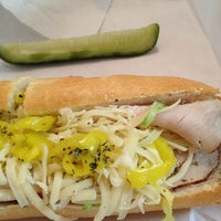 Photo taken at Dave's Cosmic Subs by ⭐Whitty G. on 1/28/2013