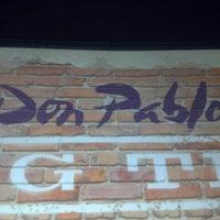 Photo taken at Don Pablo's by Jordan J. on 1/25/2013