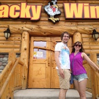 Photo taken at Wacky Wings by Lisa C. on 5/31/2013