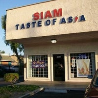 Photo taken at Siam Taste of Asia by OC Weekly on 8/4/2014