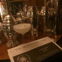 Photo taken at Bar Hemingway by Emanuele P. on 7/28/2016