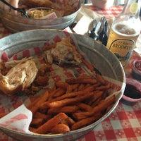 Photo taken at Hattie's Chicken Shack by Kristen F. on 5/21/2013