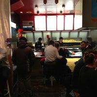 Photo taken at Burger Bar by Peter Jan H. on 1/20/2013