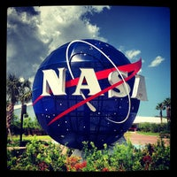Photo taken at Kennedy Space Center Visitor Complex by Juan Pablo F. on 6/14/2013