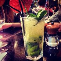Photo taken at Browns Bar & Brasserie by Klara B. on 7/30/2013