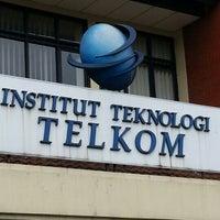 Photo taken at Telkom Engineering School (TES) by Afrina S. on 4/6/2013