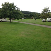 Photo taken at Clent Hills Camping and Caravanning Club Site by Ruth W. on 8/19/2013