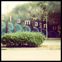 Photo taken at Alamanda Shopping Centre by Farahin N. on 5/21/2013