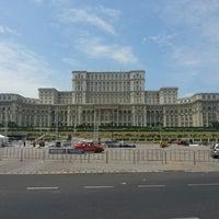 Photo taken at Palatul Parlamentului by Hasan K. on 6/24/2013