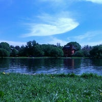 Photo taken at Зона отдыха «Мещерское» by Svetlana D. on 5/19/2013