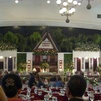 Photo taken at Gedung Mulia & Raja by Grace Y. on 10/26/2012
