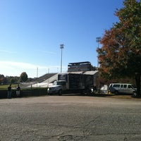 Photo taken at Furman Tailgating by Ken F. on 10/20/2012