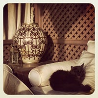 Photo taken at Riad Noir d'Ivoire by Emily on 11/26/2012