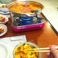 Photo taken at MIRIM Restaurante Coreano | 미림 by Leonardo B. on 8/16/2014
