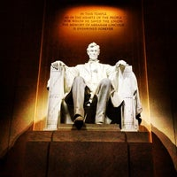 Photo taken at Lincoln Memorial by Corinto C. on 6/30/2013