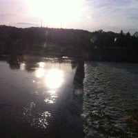 Photo taken at Jims Seafood on the River by Becky R. on 5/1/2013