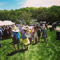 Photo taken at Virginia Gold Cup by David S. on 5/4/2013