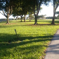 Photo taken at Oaks Course #17 by MONTGOMMERY M. on 10/3/2012
