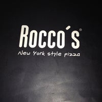 Photo taken at Rocco's Pizza by Gabi U. on 3/29/2014