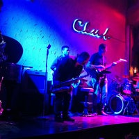 Photo taken at Saxn'art Jazz Club by Ayako W. on 6/20/2013