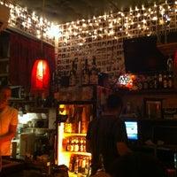 Photo taken at Sake Bar Satsko by Julie N. on 10/27/2012