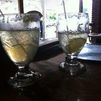 Photo taken at Landau Grill by Julie N. on 10/5/2012