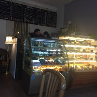 Photo taken at Café Morgenduft by Betty K. on 1/31/2016