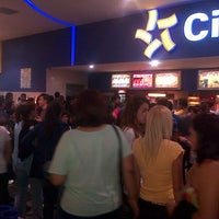 Photo taken at Cinépolis Multiplaza by Jaime C. on 7/8/2013