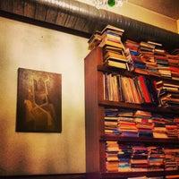 Photo taken at Tezgah Kitapevi Cafe Bar by Nikita K. on 12/29/2012