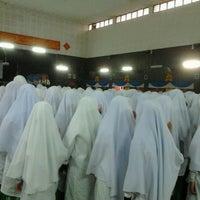 Photo taken at Sekolah Agama Menengah Batu 10 Cheras by Alya on 7/8/2012