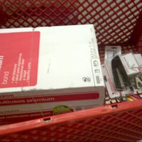 Photo taken at Office Depot by Jessica Z. on 2/5/2013