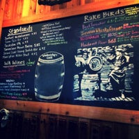 Photo taken at Black Raven Brewing Company by Matt K. on 7/18/2014