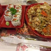 Photo taken at Gendai by Bruna M. on 6/28/2013