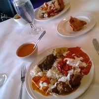 Photo taken at Cuisine of India by Michael K. on 10/4/2014
