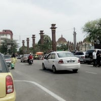 Photo taken at Lembaga Hasil Dalam Negeri (LHDN) by Risham H. on 6/4/2014