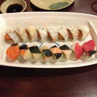 Photo taken at Sushi Ten by Angela on 2/6/2013