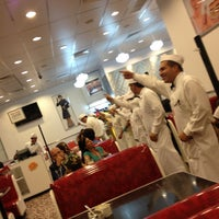 Photo taken at Johnny Rockets by Carlos U. on 5/5/2013