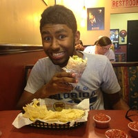 Photo taken at Moe's Southwest Grill by Sergio L. on 2/11/2013