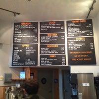 Photo taken at Super Duper Burger by Khallil M. on 2/11/2013