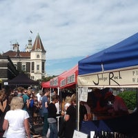 Photo taken at Dunedin Saturday Farmer's Market by Paul J. on 2/8/2013