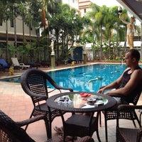 Photo taken at Rita Resort and Residence by Роман  on 7/18/2013