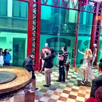 Photo taken at Museo de Cera by Adam G. on 1/2/2013