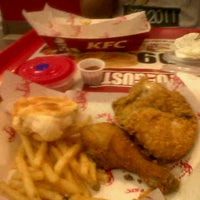 Photo taken at KFC by Tiffy A. on 11/23/2012