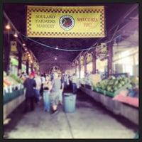 Photo taken at Soulard Farmers Market by Stephen R. on 6/1/2013