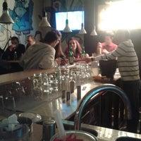 Photo taken at BG bar by Margy M. on 3/1/2013