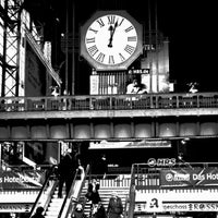 Photo taken at Hamburg Central Station by Patrick N. on 2/4/2013