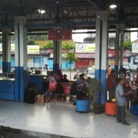 Photo taken at Terminal Bus Cilacap by Muchamad S. on 2/22/2014